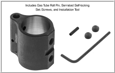 UTG AR15 Micro Gas Block, .750