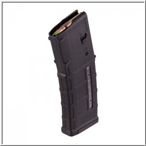 Magpul PMAG30  Magazin w. Window .223 - AR15 Black