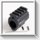 IMPACT Adjustable gas block for AR rifles .750 Steel