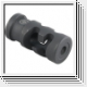TTO Compensator 22 Caliber 1/2-28 Steel Black