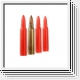 FAB Defense PDA 5.56 Dummy Patrone 5.56x45mm / .223 (10er Pack)